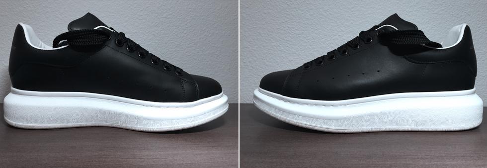 Alexander Mcqueen Oversized Sneaker Review