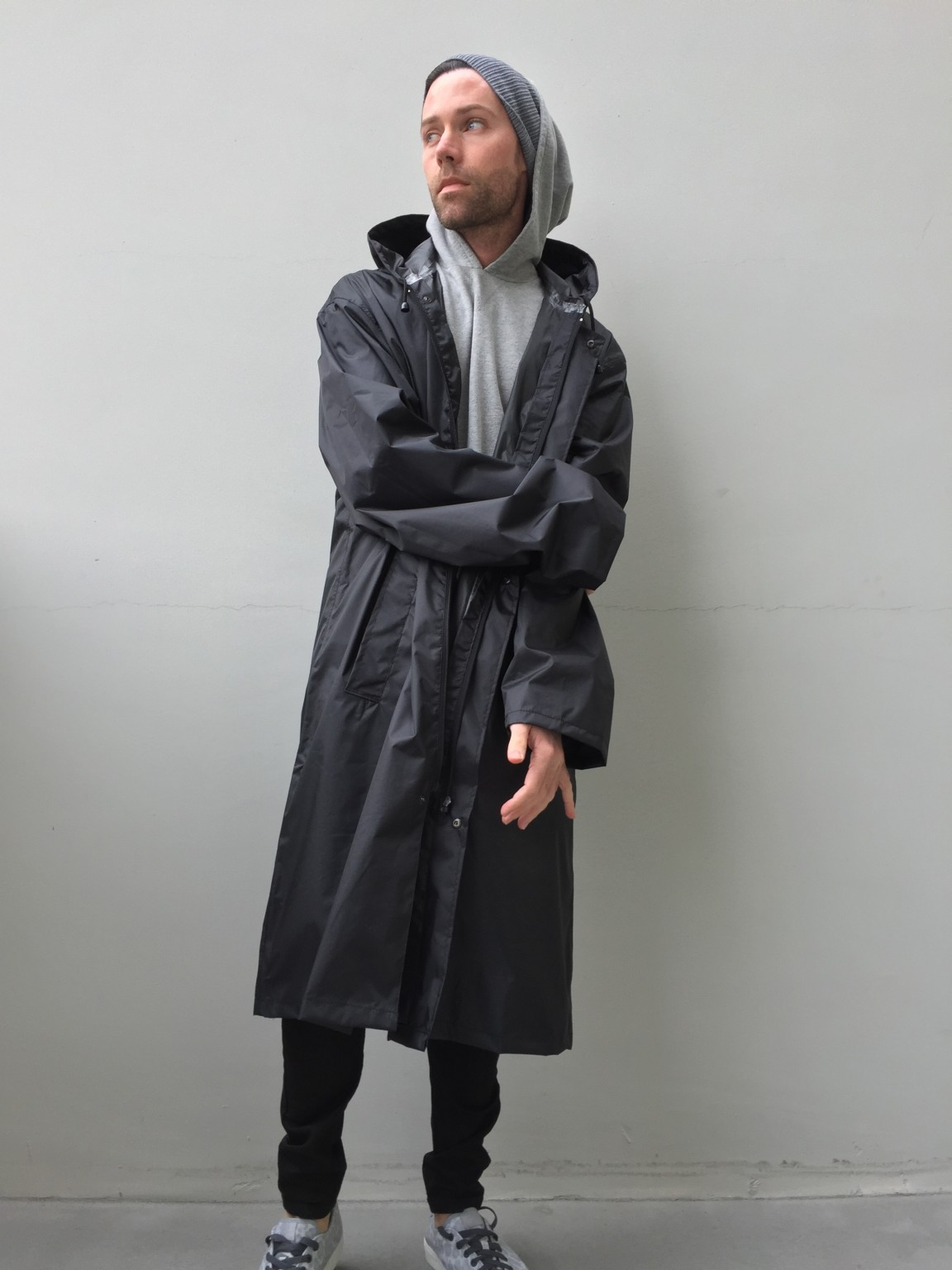 vetements raincoat hommeschool. Black Bedroom Furniture Sets. Home Design Ideas
