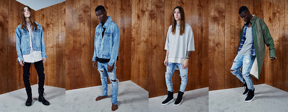 Fear of God Fourth Collection Denim